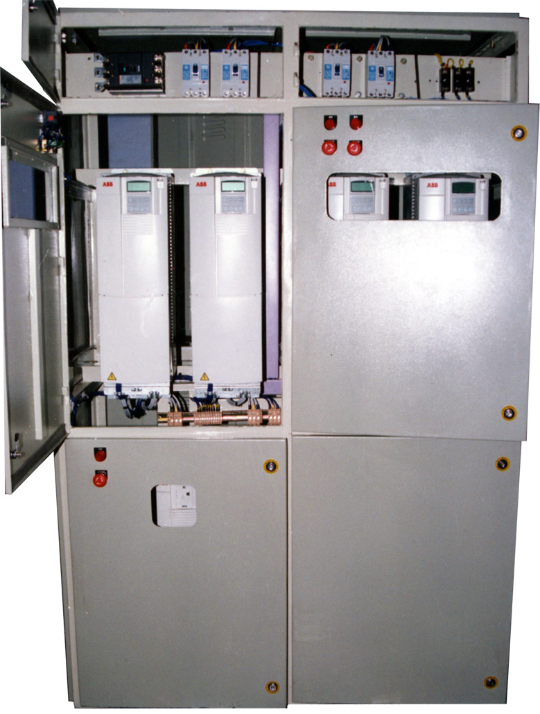 Electrical Control Panel Ht Panels Lt Capacitor 30 Hp Ac Driver